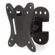 maclean mc 670 monitor tv wall mount 13 27 max 100x100 photo