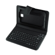 blun book keyboard case fot samsung galaxy tab 3 p3200 7 bluetooth 30 black photo