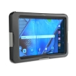 4smarts universal waterproof case active pro seashell for tablets 7 8 black photo