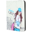 greengo universal case fashion girl for tablet 7 8  photo