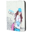greengo universal case fashion girl for tablet 9 10  photo