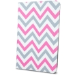 greengo universal case zigzag grey pink for tablet 7 8  photo