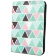 greengo universal case geometric mint for tablet 7 8  photo