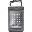 greengo wateproof tablet case with arm belt 9 10 black photo