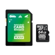 goodram m3aa 64gb micro sdxc mlc u3 uhs i adapter photo