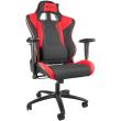 genesis nfg 0751 sx77 gaming chair black red photo