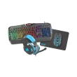fury nfu 0938 thunderstreak gaming combo set 4in1 photo