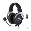 hyperx cloud pro gaming headset silver photo