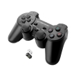 esperanza egg108k gladiator vibration gamepad wireless for pc ps3 black photo