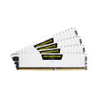 ram corsair cmk64gx4m4a2666c16w vengeance lpx white 64gb 4x16gb ddr4 2666mhz quad kit photo