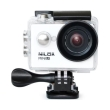 nilox mini up hd ready action camera white photo
