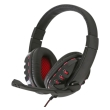 platinet freestyle headset fh 5401 mic gaming usb photo
