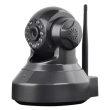 vstarcam c7837wip rotating home monitoring wifi ip camera black photo
