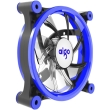 aigo z6 led fan 120mm blue photo