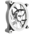 aigo z6 led fan 120mm white photo