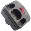 rev safety contact euro adapter black photo