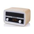 audiosonic rd 1535 retro radio bluetooth usb charging port photo