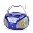 audiosonic cd 1561 stereo radio disco led light cd usb mp3 photo