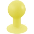 logilink aa0025 istand rubber stand yellow photo