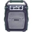 mac audio mrs 555 mobile soundstation 100w green black photo