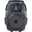 akai abts 806 multi purpose radio with bluetooth usb digital karaoke photo