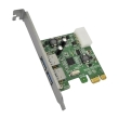 highpoint rocketu 1022c 2 port usb 30 pci express card photo