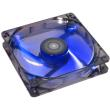 aerocool lightning led fan 120mm blue photo