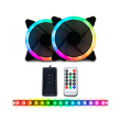supercase rgb combo fan spectrum 120mm photo