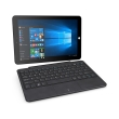 tablet linx 1020 101 multi touch quad core 32gb wifi bt windows 10 black keyboard photo