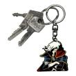 captain harlock keychain albator photo