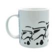 star wars mug 320ml stormtrooper army with box photo