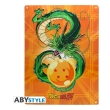 dragon ball metal plate shenron 28x38cm with hook photo