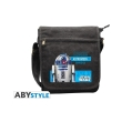 star wars messenger bag r2d2 small size with hook photo