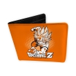 dragon ball wallet dbz goku vinyl photo