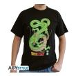 dragon ball t shirt dbz shenron man ss black l photo