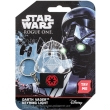 star wars rogue one character keyring light red vader photo