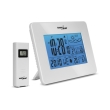 greenblue gb146w weather station dcf in out moon phase white photo
