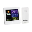greenblue gb521w wireless weather station dcf white photo
