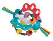 ΜΠΑΛΑ-ΟΔΟΝΤΟΦΥΪΑΣ PLAYGRO EXPLOR A BALL 6Μ+ βρεφικά   παιδικά   παιχνίδια μωρού