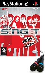 high school musical 3 sing it bundle photo
