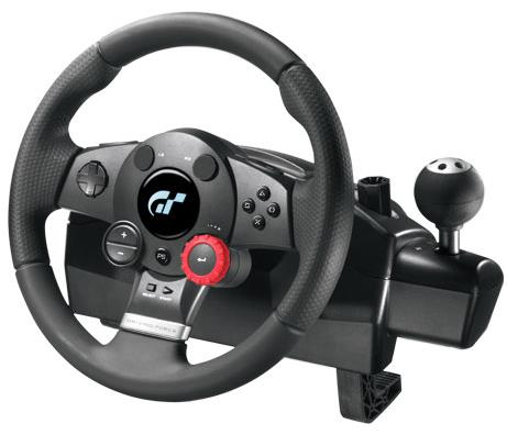logitech driving force gt steering wheel accessories. Black Bedroom Furniture Sets. Home Design Ideas