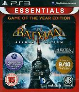 batman arkham asylum game of the year edition photo