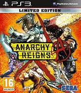 anarchy reigns limited edition photo