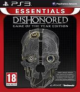 DISHONORED GAME OF THE YEAR EDITION ESSENTIALS ηλεκτρονικά παιχνίδια   playstation 3 games