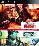 rainbow six vegas 2 ghost recon advanced warfighter 2 double pack photo