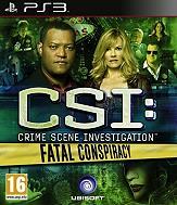 csi crime scene investigation fatal conspiracy photo