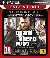 GRAND THEFT AUTO COMPLETE (IV + EPISODES FROM LIBERTY CITY) ESSENTIALS ηλεκτρονικά παιχνίδια   playstation 3 games