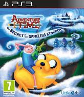 ADVENTURE TIME: THE SECRET OF THE NAMELESS KINGDOM ηλεκτρονικά παιχνίδια   playstation 3 games