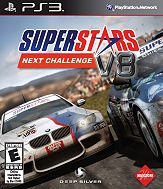 SUPERSTARS V8 RACING: NEXT CHALLENGE ηλεκτρονικά παιχνίδια   playstation 3 games