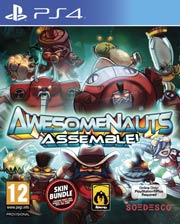awesomenauts assemble photo
